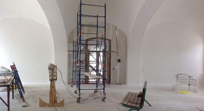Восстановление храма