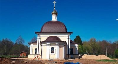 Храм после восстановления